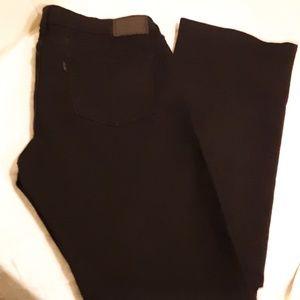 Levi's Jeans - 🦄HOT Jet Black Levi's 715🦄